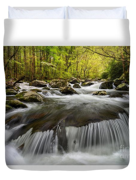 Allure Duvet Cover