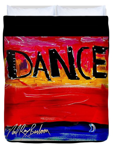 Allways Dance Duvet Cover