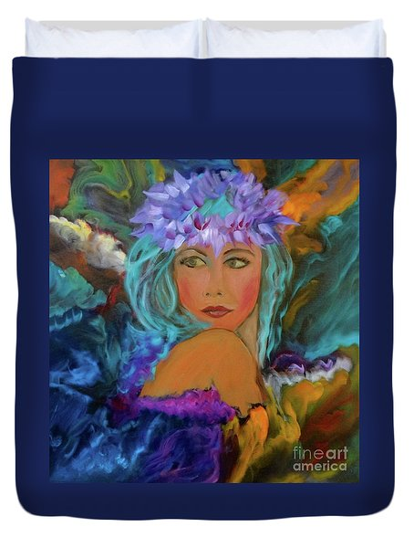 Aloha Two Jenny Lee Discount Duvet Cover
