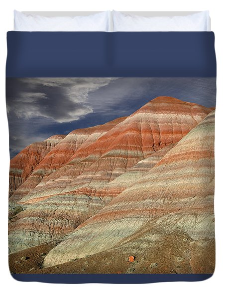 Along The Paria Duvet Cover