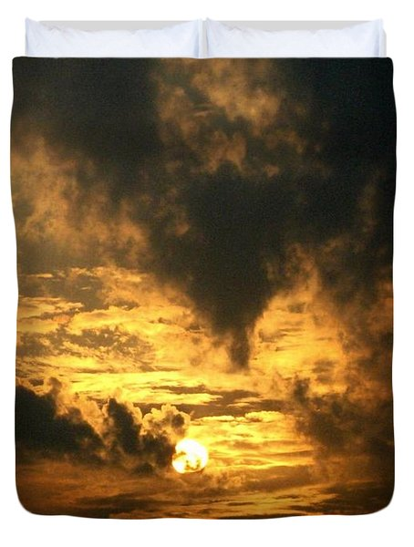Alter Daybreak Duvet Cover