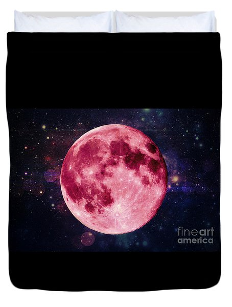 Altered Universe Duvet Cover