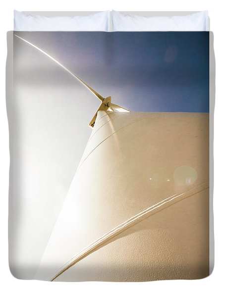 Alternative Energy Duvet Cover