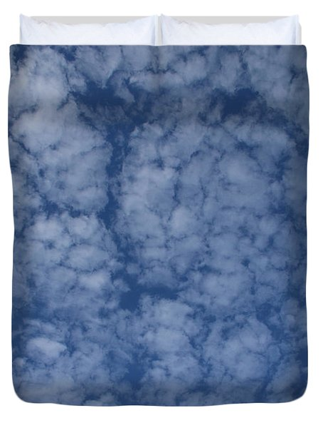 Altocumulus Abstract 2 Duvet Cover