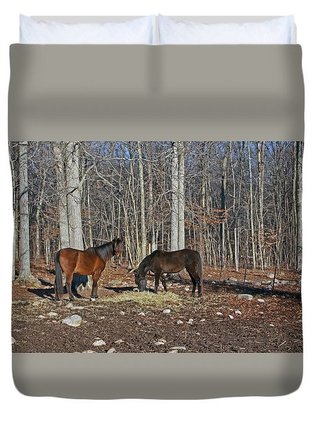 Always Together Duvet Cover