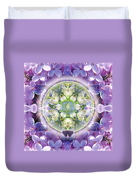 Always With You 3 Duvet Cover