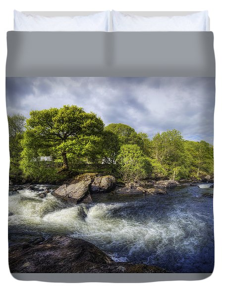 Always With You Duvet Cover