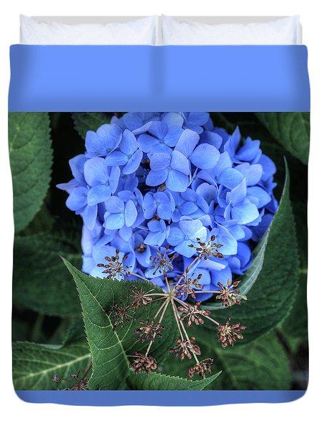 Am I Blue Duvet Cover