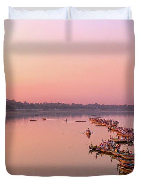 Amarapura Duvet Cover