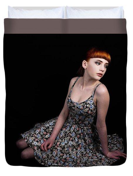 Amazing Beauty Duvet Cover