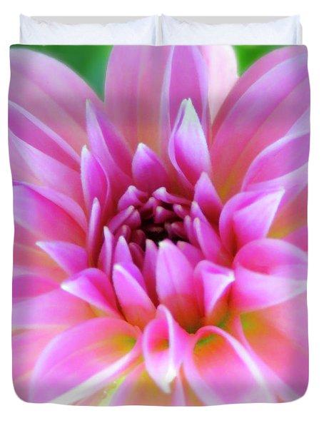 Amazing Beauty Of The Garden Duvet Cover