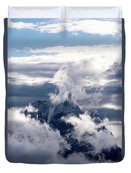 Amazing Grand Teton National Park Duvet Cover