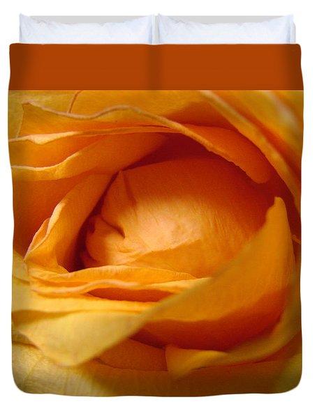 Amber's Rose Duvet Cover