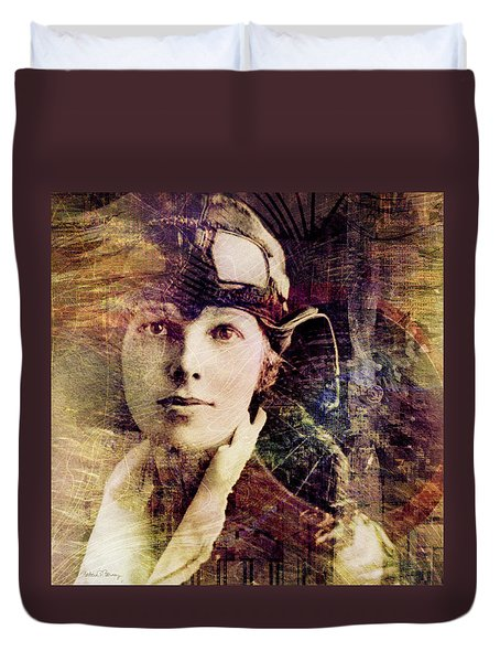 Amelia Duvet Cover