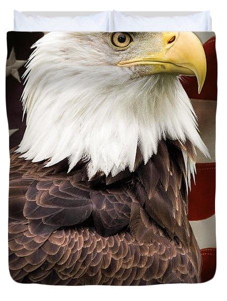 American Freedom Duvet Cover
