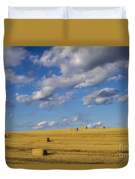 American Gold Duvet Cover