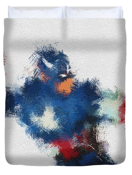 American Hero 2 Duvet Cover