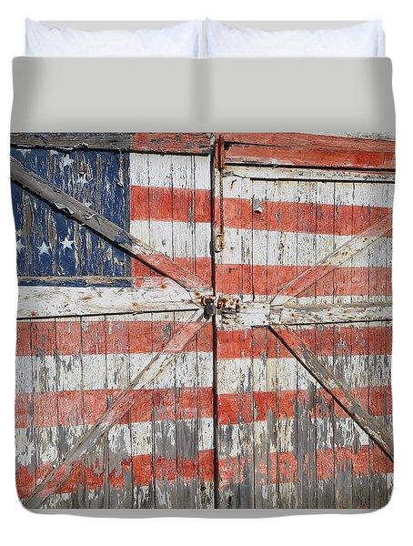 American Pride Duvet Cover