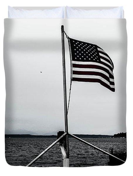 American Seattle Duvet Cover