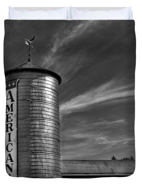 Americana Duvet Cover by Evelina Kremsdorf