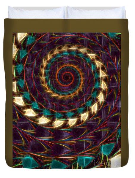 Americindian Duvet Cover