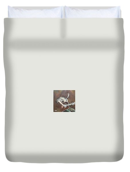Amos Lee Duvet Cover