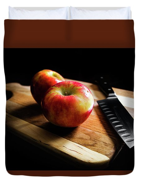 An Apple Or Two Duvet Cover