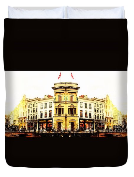 An Idea Of Utrecht Duvet Cover