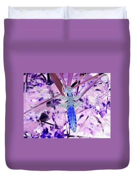 An Instant, A Beating Of Wings 2 Duvet Cover