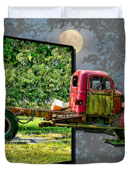 An Old Relic Duvet Cover by EricaMaxine  Price