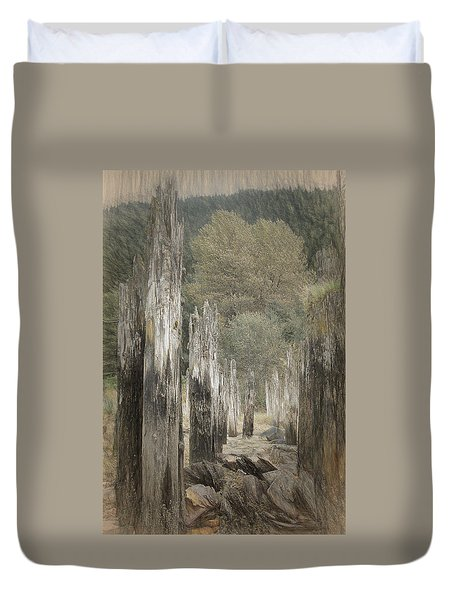 An Other Time Duvet Cover