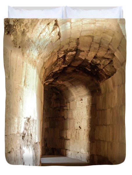 Ancient Halls Duvet Cover