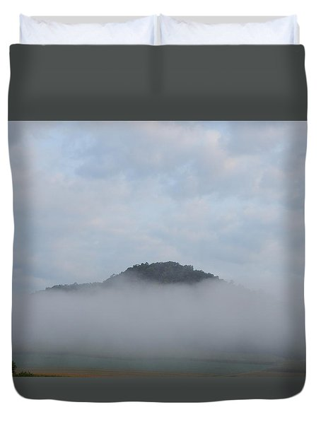 Ancient Of Days Duvet Cover