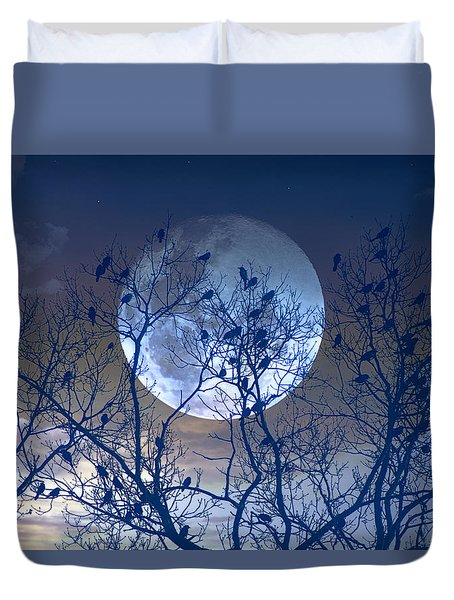And Now Its Time To Say Goodnight Duvet Cover