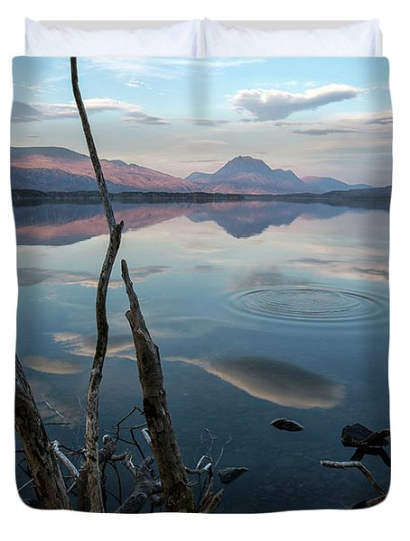And Still Maree Duvet Cover
