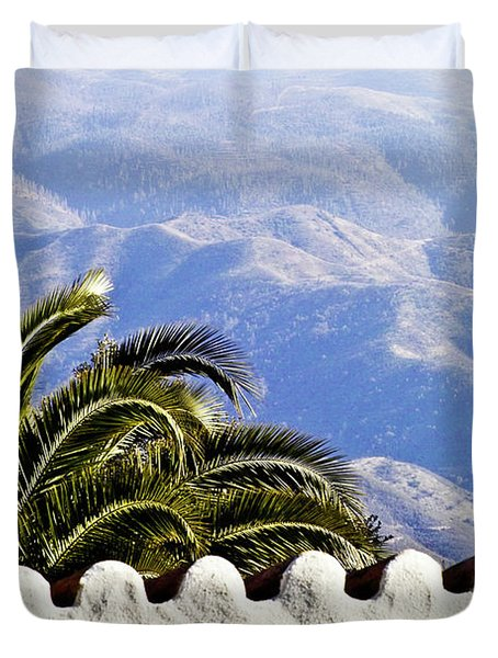 Andalusian View Duvet Cover by Heiko Koehrer-Wagner