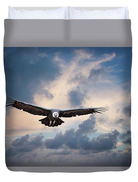 Andean Condor Duvet Cover