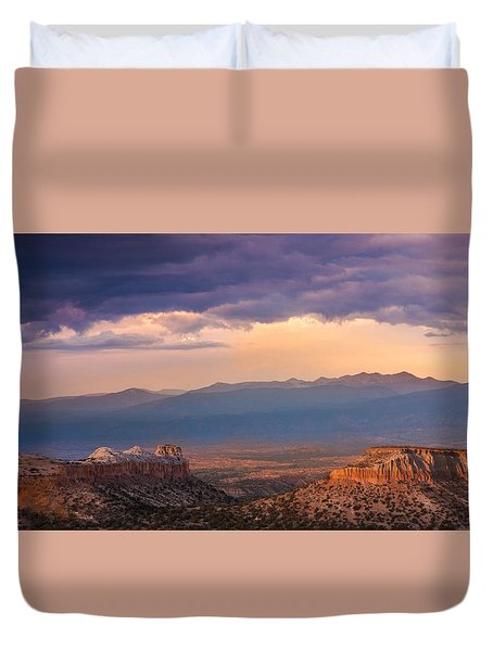 Anderson Overlook Duvet Cover