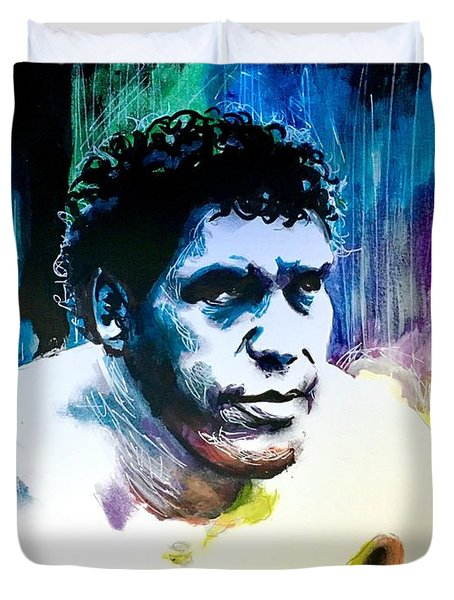 Andre The Giant Duvet Cover
