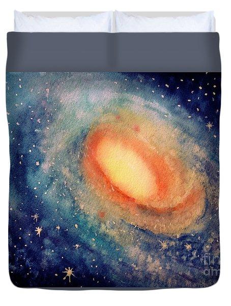 Andromeda Duvet Cover