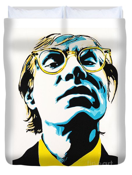Andy Warhol Part Two. Duvet Cover