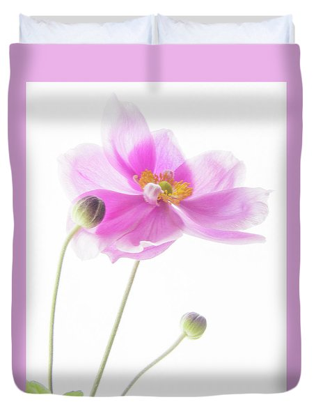 Anemone Babies  Duvet Cover