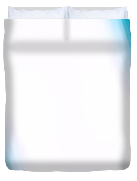 Anesthesia Dreams Duvet Cover by TC Morgan