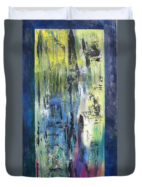 Angel 1 Duvet Cover by Hal Newhouser