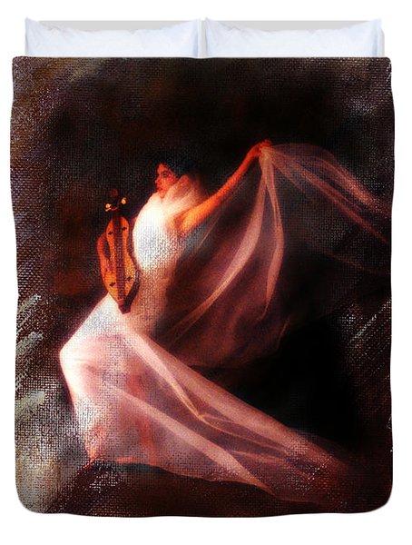 Ballet Angel Duvet Cover