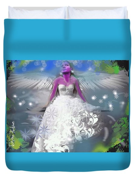 Angel Duvet Cover