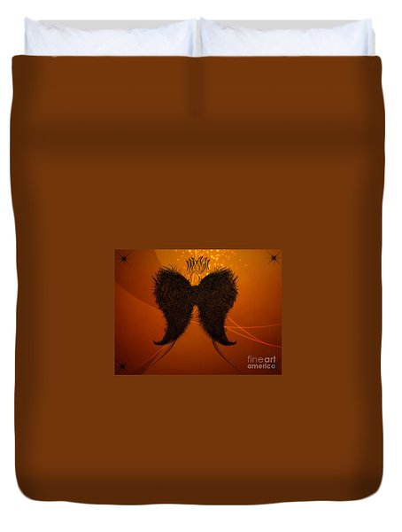 Angel Of Light Duvet Cover
