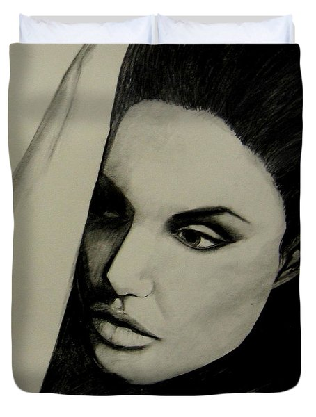 Angelina Duvet Cover