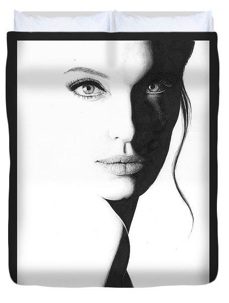 Angelina Duvet Cover