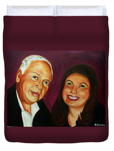 Angelo-angie Duvet Cover